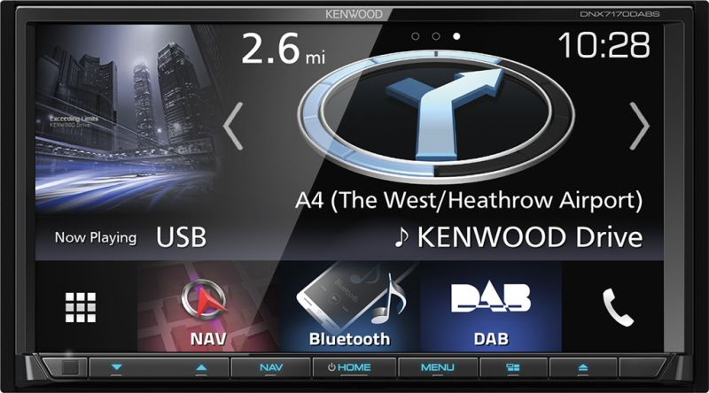 KENWOOD DNX-7170DABS