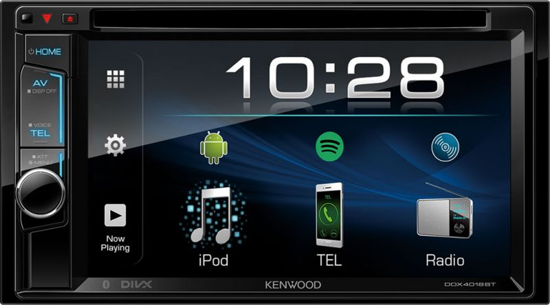 KENWOOD DDX4018BT
